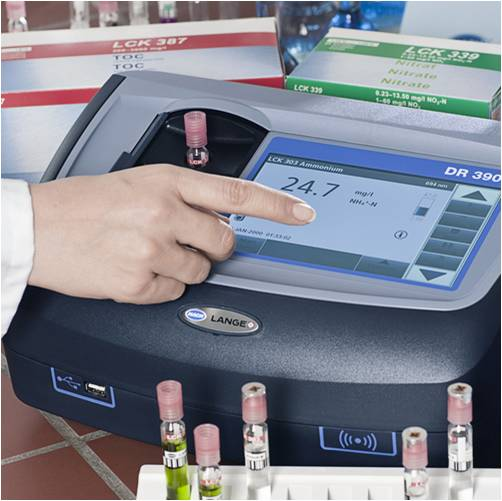 We have different analytical equipment