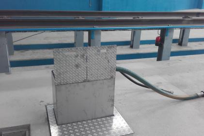 Réseau de vidange Type 3000: simple enterré - Solution la plus ergonomique