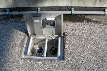 Réseau de vidange Type 2000: simple enterré - Renforcé