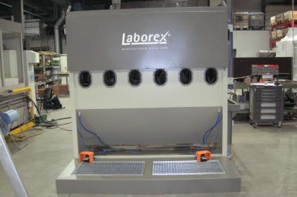 LaborexRail Railway cleaning system RATP