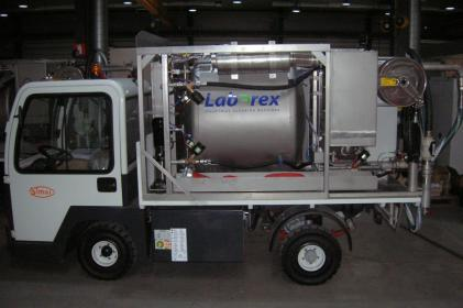 Mobile disposal vehicle - 1200 L