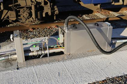 Entsorgungssystem Typ 5000: doppeloberirdisch