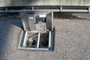 Disposal network Type 2000: Single underground - Heavy