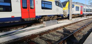 disposal network systems for train maintenance